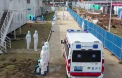 American with coronavirus died in Wuhan, China, embassy says