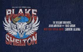 Blake Shelton: Friends and Heroes 2020 @ The Forum