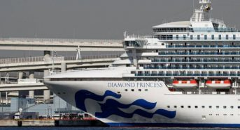 Coronavirus: Two passengers dead from quarantined Diamond Princess