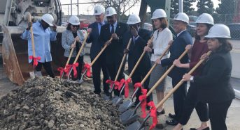 Groundbreaking for new affordable and supportive housing in Inglewood