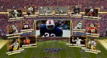 Super Bowl 2020: Social Media Explodes After O.J. Simpson Included in Pre-Game Tribute